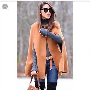 Zara women Poncho